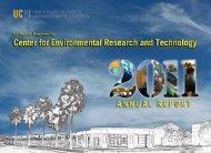 Gordon L. Bourns - Center for Environmental Research ...