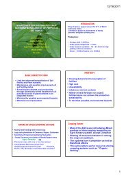 strategies for integrated crop nutrient management of pepper in sri ...