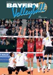 12878 Ausgabe 2 - Bayerischer Volleyball-Verband - Volley.de