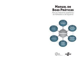 Manual de Boas Práticas - ibgm