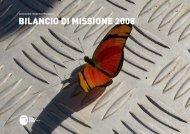 BILANCIO DI MISSIONE 2008 - Torino Strategica