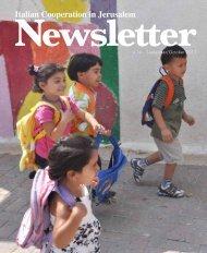 newsletter n.16 - Gerusalemme