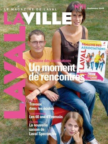 Travaux dans les écoles Les 60 ans d'Emmaüs La nouvelle ... - Laval