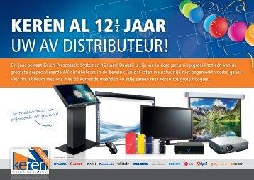 Kerèn-Jubileum Flyer-0912.indd - Kerèn Presentatie Systemen