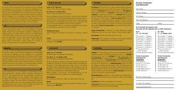zCIR Flyer.indd - Lia Rumantscha