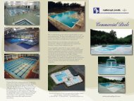 Commercial Pools - National Pools of Roanoke, Inc
