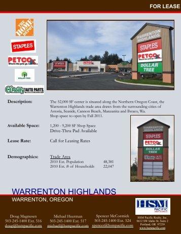 Warrenton Highlands FCn.pub - HSM Pacific