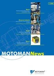 Die MOTO Kompakt-Schweißzelle - Motoman
