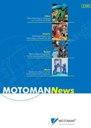 """Das """"Roboter-Twin-System"""" - Motoman"""