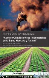 VII Foro Cultura y Naturaleza 2009