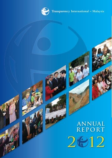 Annual Report 2012 - Transparency International