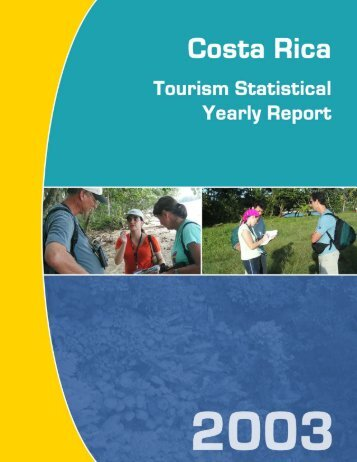 Yearly Statistical Report 2003 - Costa Rica