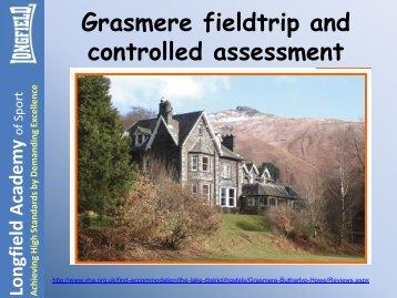 Geography Field Trip - parents presentation - UK.COM
