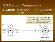 2.3 Carbon Compounds Clozed Notes.pdf