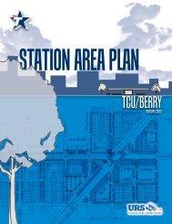 TCU/Berry Station Area Plan February 2009 - Historic Ryan Place