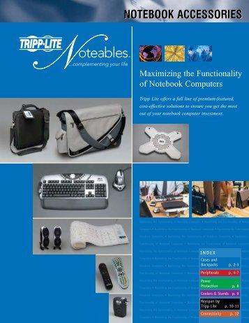 notebook accessories - Tripp Lite