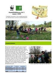 nieuwsbrief Expeditie Loevestein nr 2 - 2009