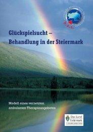 Glückspielsucht – Behandlung in der Steiermark - bas