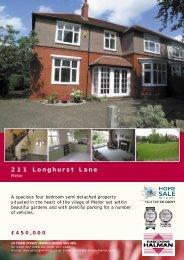 211 Longhurst Lane