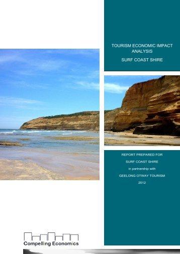 Tourism Economic Impact Analysis - Surf Coast Shire