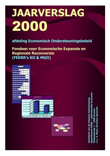 2000 - Agentschap Ondernemen
