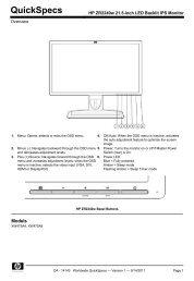 HP ZR2240w 21.5-inch LED Backlit IPS Monitor