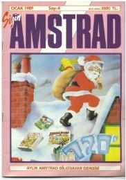 Sizin Amstrad - Sayi 04 (Ocak 1989).pdf - Retro Dergi