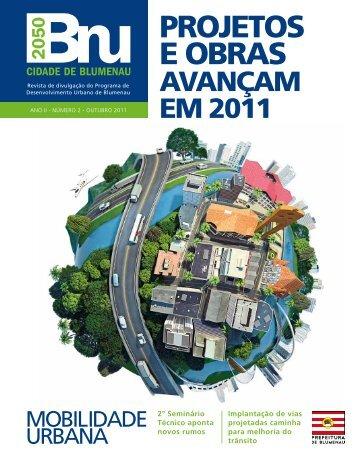 revista bnu 2050 2.pdf - Prefeitura Municipal de Blumenau