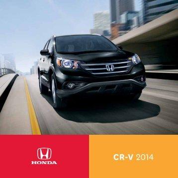 Brochure complete - Honda Canada