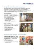 Abgasabsauganlagen für Schienenfahrzeuge und LPS ... - ecovent - Page 3