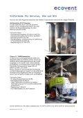 Abgasabsauganlagen für Schienenfahrzeuge und LPS ... - ecovent - Page 4