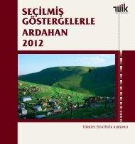ARDAHAN - Türkiye İstatistik Kurumu