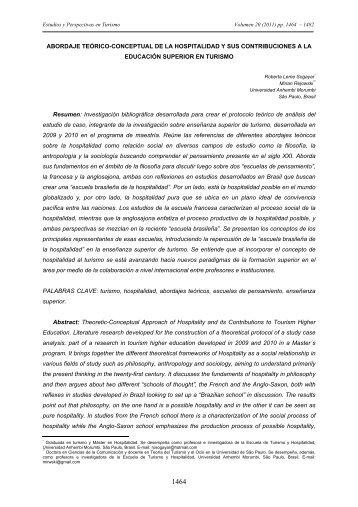 Page 1 Estudios y Perspectivas en Turismo Volumen 20 (2011) pp ...