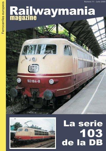 La serie 103 de la DB - Railwaymania.com
