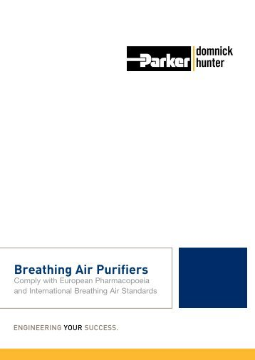 Breathing Air Purifiers - Maziak Compressor Services