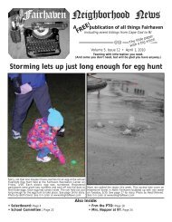 to download a copy of the 04-01-10 issue. - Fairhaven ...