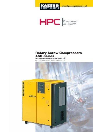 ASD Series - Maziak Compressor Services