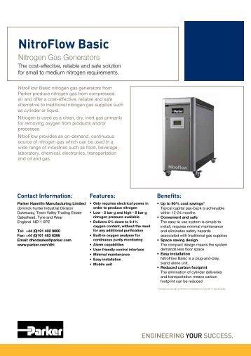 NitroFlow Basic - Maziak Compressor Services