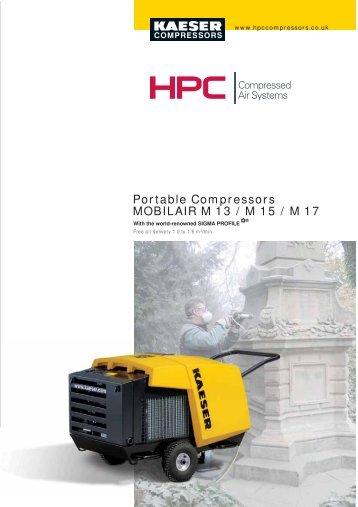 M13/M17 - Maziak Compressor Services