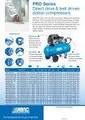 ABAC Piston Compressors - Blue Line Pro - Maziak Compressor ... - Page 2