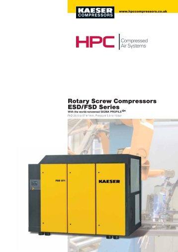 ESD-FSD Series - Maziak Compressor Services
