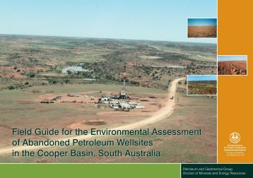 GAS Guide 2009 - PIRSA - SA.Gov.au