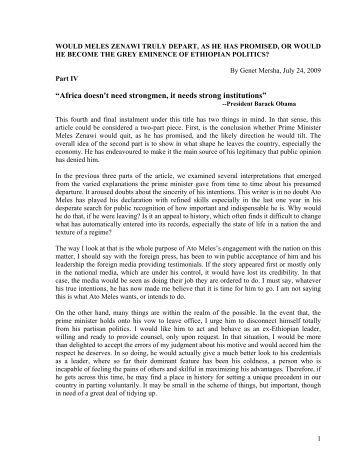 messay kebede Response to messay kebede's rejoinder bahru zewde northeast african studies, volume 15, number 1, 2015, pp 187-197 (article) published by michigan state university press.