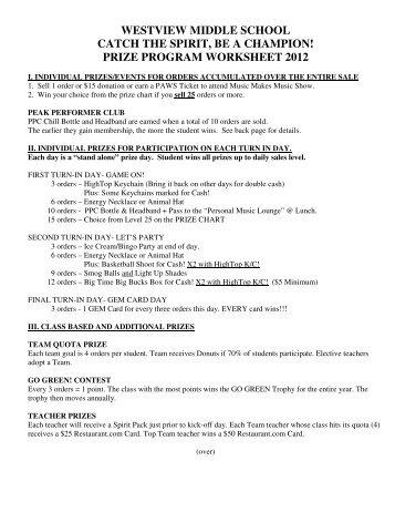 Hidden Valley Middle School Intervention Worksheet ... - EUSD