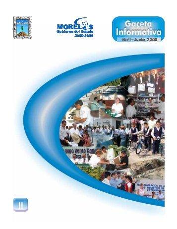 Desarrollo Económico Sustentable - Gobierno del Estado de Morelos