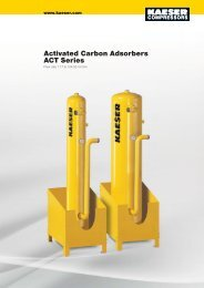 Activated Carbon Adsorbers ACT Series