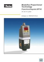 Moduflex Proportional Technology - Normapress