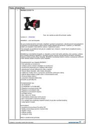 Grundfos – MAGNA3 65-60 F N PN 6/10 - Marcomplet