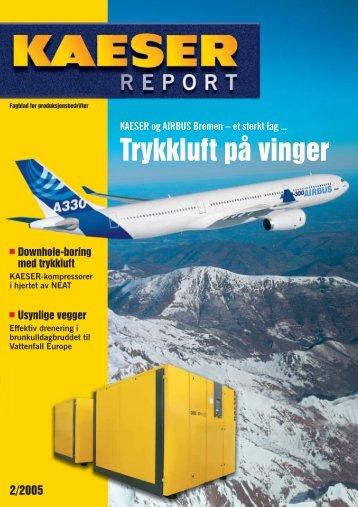 Report NOR_2_05.qxd - Trykkluft Teknikk AS