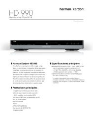 Harman Kardon® HD 990
